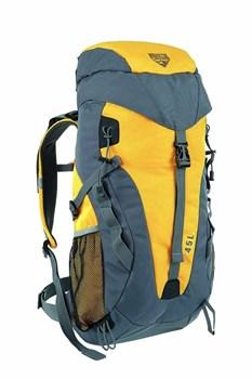Рюкзак BestWay 68031 Желтый (65 л.70х32х22 см) - фото 8010