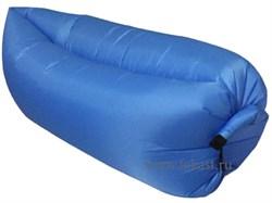 Лежак надувной (синий) BL100 - фото 8097