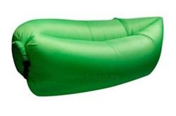 Лежак надувной (салатовый) GR200 - фото 8098