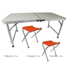 Набор для пикника PT-019 (стол + 2 стульчика) - фото 9087