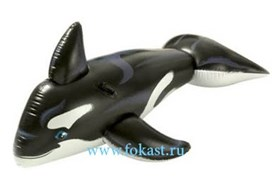 Надувная игрушка Касатка Intex 58561 (193 х 119 см)