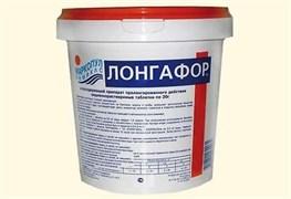 Лонгафор 2,6 кг (таблетки по 200 гр.), ведро