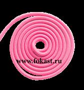 Скакалка для художественной гимнастики RGJ-104, 3 м, розовый