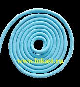 Скакалка для художественной гимнастики RGJ-104, 3м, голубой