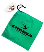 Чехол для скакалки для художественной гимнастики, зеленый