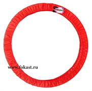 Чехол для обруча без кармана D 890, красный