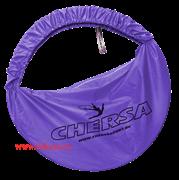 Чехол для обруча с карманом D 650, фиолетовый