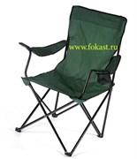 Кресло кемпинговое складное C-015 с подстаканником