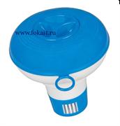Дозатор-поплавок для бассейна (12.7см) Intex 29040/58210