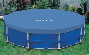 Тент для каркасного бассейна (305см) Intex 28030