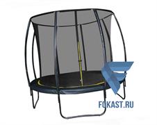 Батут 8FT 2,44м с защитной сеткой (внутрь) б/л CFR-8FT-3