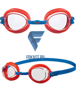 Очки Bubble 3 Junior, Clear/Mango/Blue, 92395 74 Arena