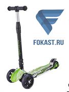 Самокат 4-х колесный SportElite SE500, граффити