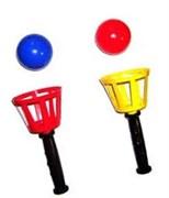 Игра «Поймай мяч, 2 игрока», арт. 07-33