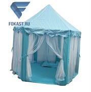 Тент-шатер с москитной сеткой CK-306, игровой (d-140х135)