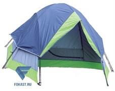 Палатка 2-х мест. Двухслойная Reking  (240х137.5 см) TK-121