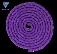 Скакалка для художественной гимнастики RGJ-204, 3м, фиолетовый