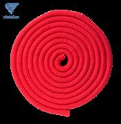 Скакалка для художественной гимнастики RGJ-204, 3м, красный