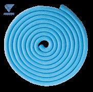 Скакалка для художественной гимнастики RGJ-204, 3м, голубой