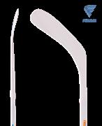 Клюшка хоккейная Woodoo300 composite, SR, белый, правая