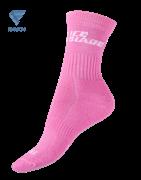 Носки утепленные Figure, розовый