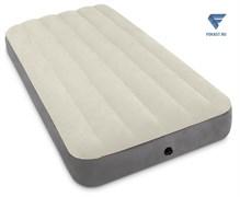Надувной матрас Intex 64101 односпальный (191х99х25)