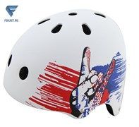 Шлем защитный д/катания на скейтборде Action PWH-890