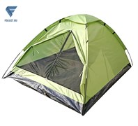 Палатка туристическая 2-х местная TK-002B