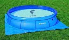 Подстилка для бассейнов 396х396см BestWay 58002