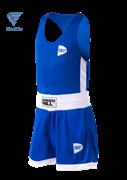Форма боксерская Interlock BSI-3805, синий