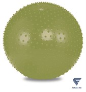 Мяч массажный 1855LW (55см, без насоса, салатовый)