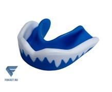 Капа Inferno MGF-015, с футляром, синий/белый