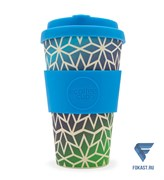 Кофейный эко-стакан 400 мл, Звездные ворота.