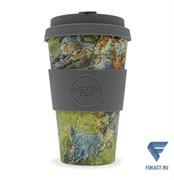 Кофейный эко-стакан 400 мл, Пиллар Поинт.