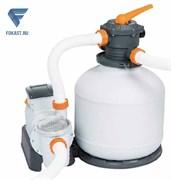Песочный фильтр насос для бассейна (5678 л/ч) Bestway 58497
