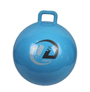 Мяч прыгун с ручкой d55 см GB04