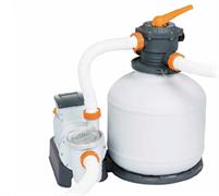 Песочный фильтр насос для бассейна (3785 л/ч) Bestway 58495