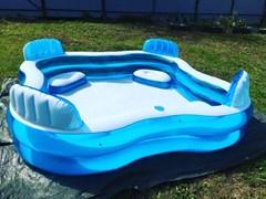 Бассейн Intex Swim Center Family Lounge 56475