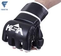 Перчатки для MMA Wasp Black