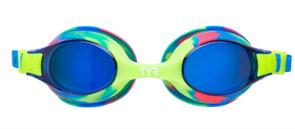 Очки Kids Swimple Tie Dye, LGSWTD/465, голубой