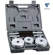 Набор гантелей разборных Lite Weights 7915LW 2x7.5 кг