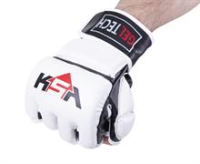 Перчатки для MMA Lion Gel White