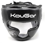 Шлем тренировочный KouGar KO260, р.L, черный