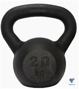Гиря чугунная Euro-classic 20 кг