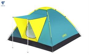 Палатка 3-местная Coolground 3 BestWay 68088 (210x210x120см)