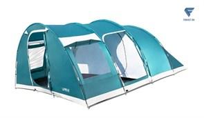 """Палатка 6-местная """"Family Dome 6"""" BestWay 68095 490x380x195см"""