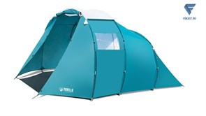"""Палатка 4-местная """"Family Dome 4"""" BestWay 68092 (305+95)х255х180см"""