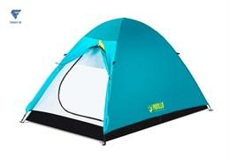 Палатка туристическая двухместная 200х120х105см Activebase 2, BestWay 68089