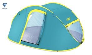 Палатка 4-местная Coolmount 4 BestWay 68087 210x240x100см