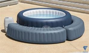 Надувная скамья для круглых СПА-бассейнов джакузи BestWay 60308